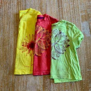 Icebreaker toddler merino wool T-shirts
